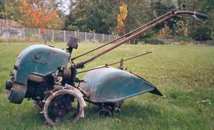 Motoculteur - Agriculture